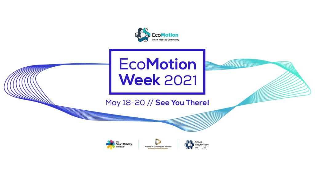 Logo der EcoMotionWeek 2021