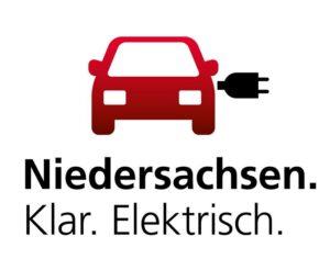 Logo Niedersachsen.Klar.Elektrisch