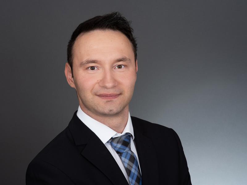 Mitarbeiterfoto von Olexander Filevych