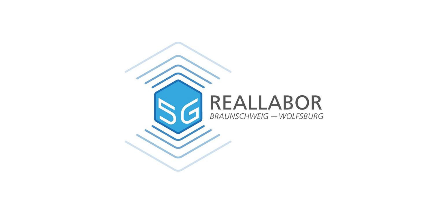 Logografik des 5G-Reallabors Braunschweig-Wolfsburg.