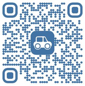 QR-Code von NUNAV für die Anreise zum ITS Weltkongress 2021.
